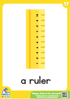 Did You Do Your Homework? - a ruler