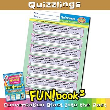 FUNbook3 Quizzlings 9