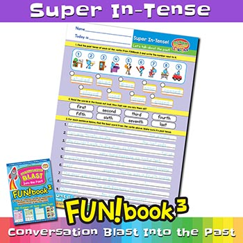 FUNbook3 Super In Tense 6