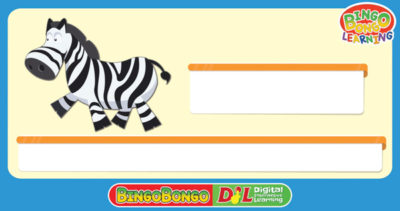 Editable Interactive Flashcards ABC Words 153