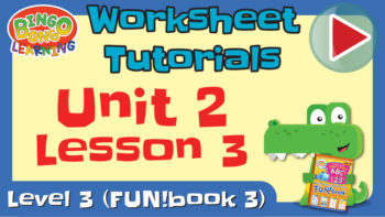 worksheet tutorial video l3 u2 l3
